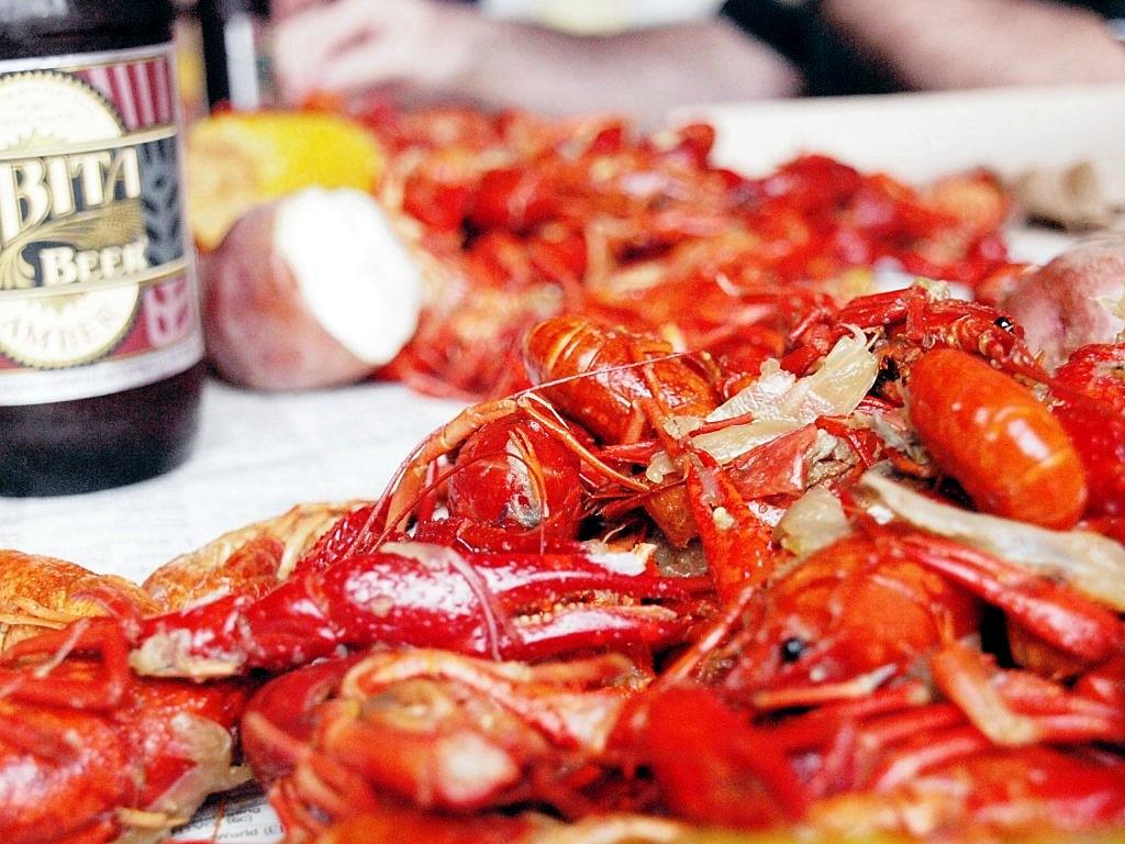 日曜日限定! Crawfish Boil_e0061902_10545512.jpg