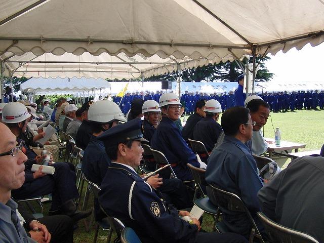 水防訓練と津波対策は別物_f0141310_5481310.jpg