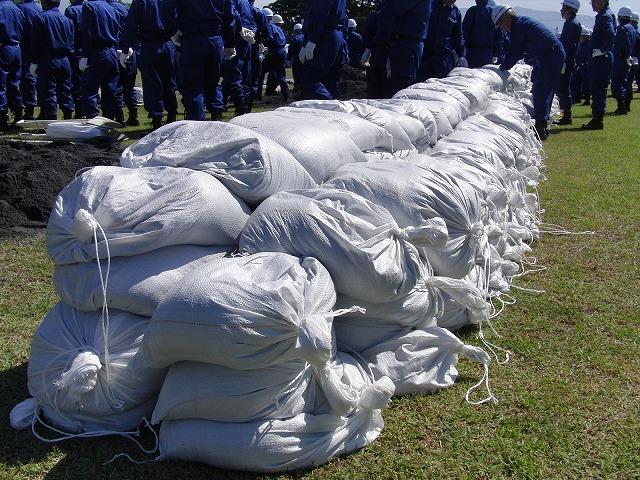 水防訓練と津波対策は別物_f0141310_5482658.jpg