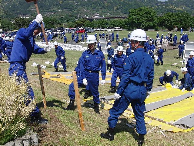 水防訓練と津波対策は別物_f0141310_549095.jpg