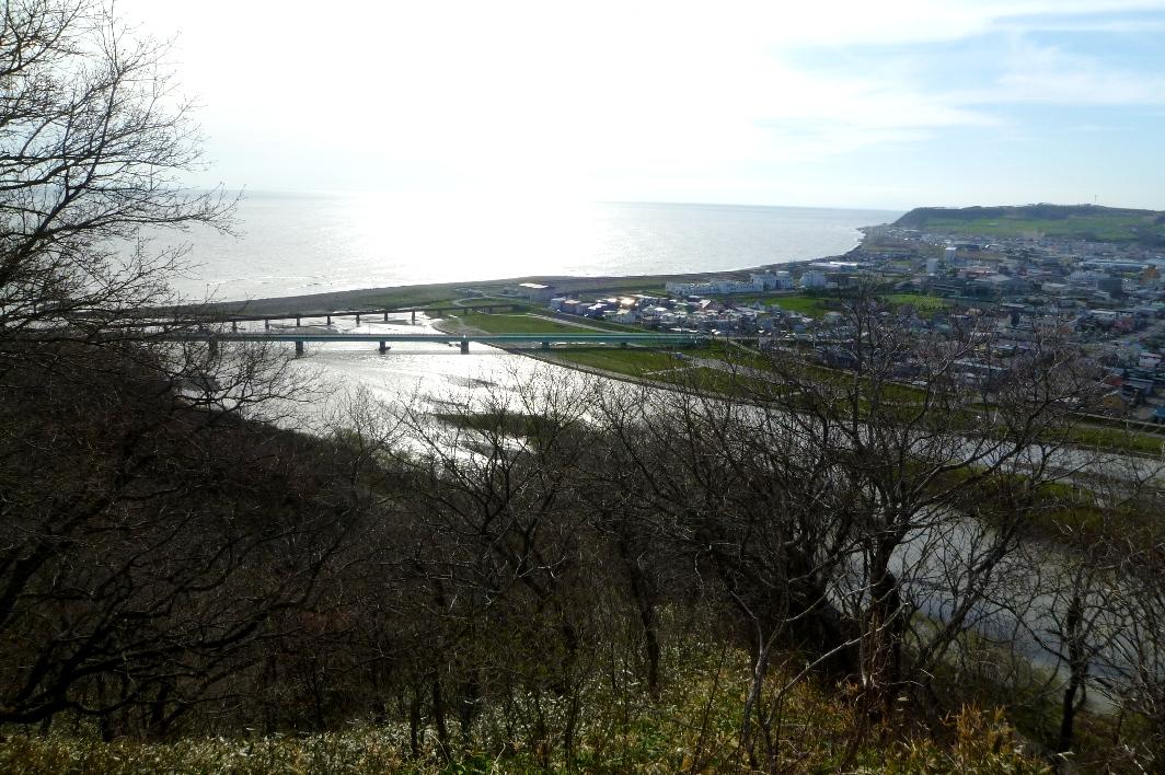 1549)②「静内 『静内川』 2011年5月11日(水) 晴」_f0126829_8105615.jpg