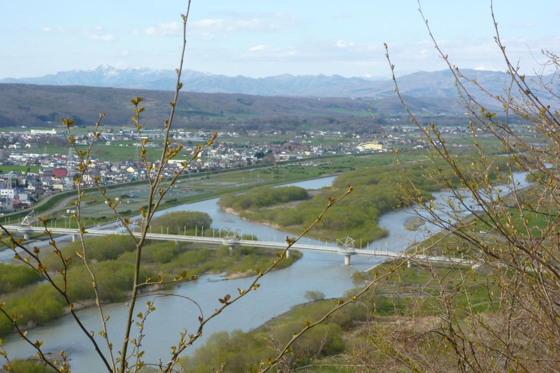 1549)②「静内 『静内川』 2011年5月11日(水) 晴」_f0126829_8131820.jpg