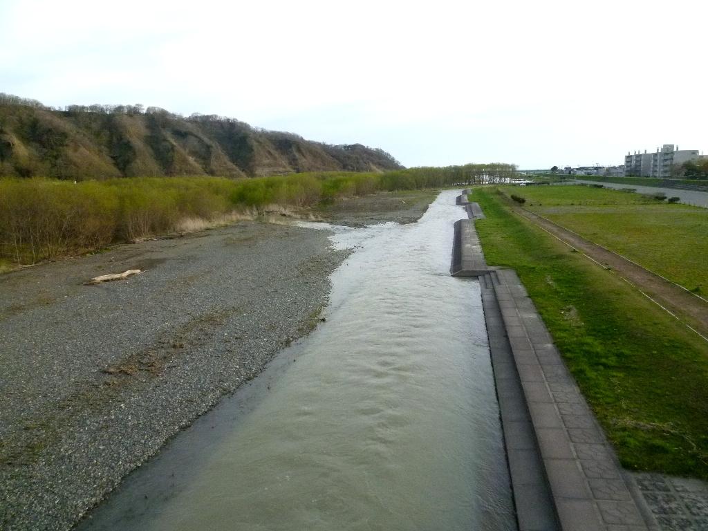 1549)②「静内 『静内川』 2011年5月11日(水) 晴」_f0126829_9122524.jpg