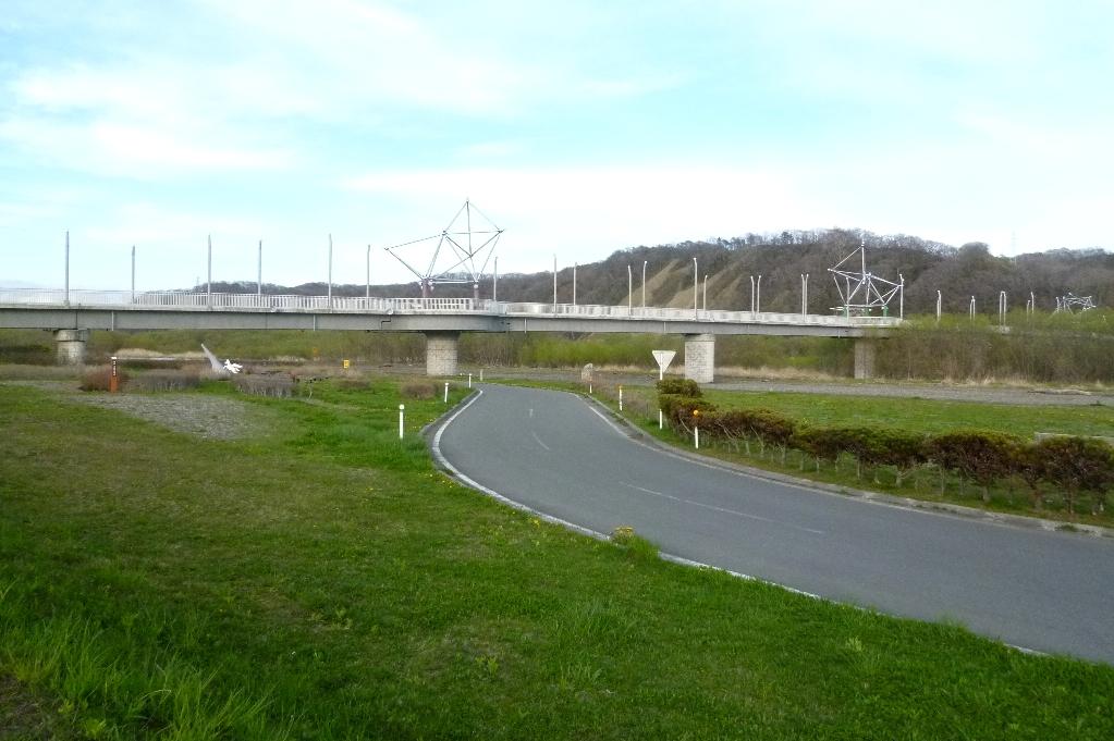 1549)②「静内 『静内川』 2011年5月11日(水) 晴」_f0126829_924763.jpg