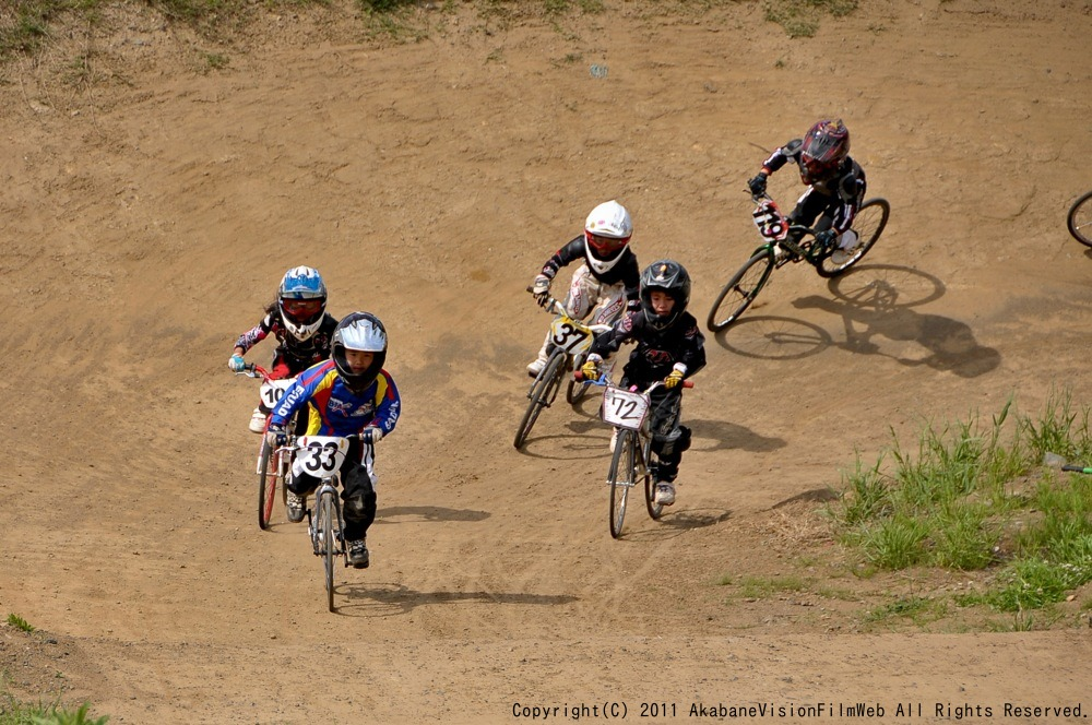 2011JOSF緑山5月定期戦VOL8:ミルキー6決勝_b0065730_11335531.jpg