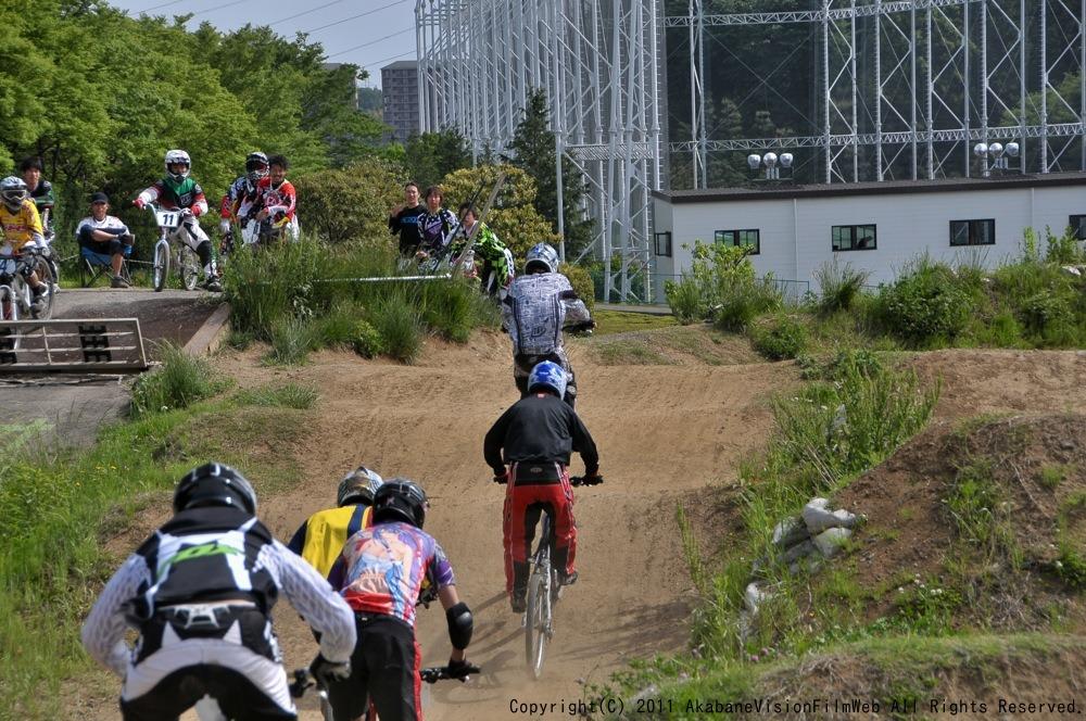 2011JOSF緑山5月定期戦VOL5:MTBエキスパート決勝 動画アリ_b0065730_98763.jpg