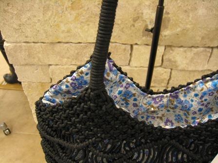 カシェリエのマクラメ編みバックです。_c0227633_21521666.jpg