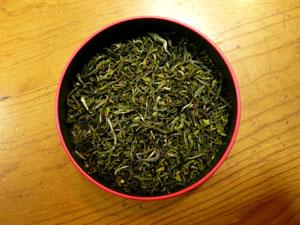 新緑の季節に「新緑のお茶」お出しします!_a0017350_22551955.jpg
