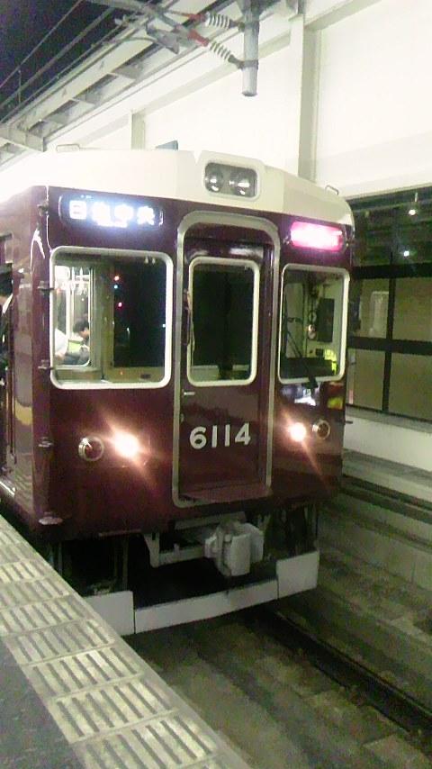 阪急6024F 日生エクスプレス 日生中央行き!!_d0202264_2134220.jpg