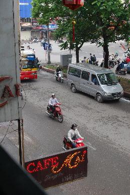 ベトナム旅行記~ハノイのカフェ&日本の焼肉やさん~_a0175348_18333275.jpg