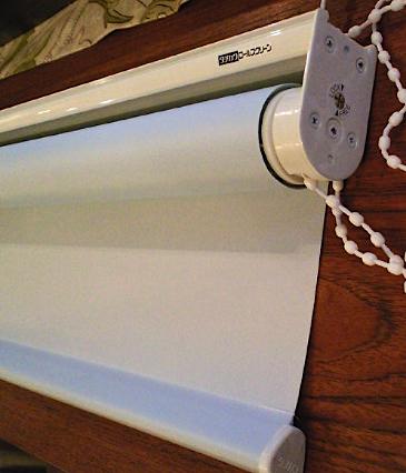 浴室用ロールスクリーン/タチカワブラインド_c0157866_1845889.jpg