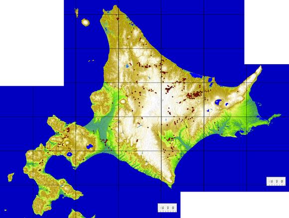 世界が一番寒かった頃3: LGM environment and microblades in Hokkaido_a0186568_2249113.jpg