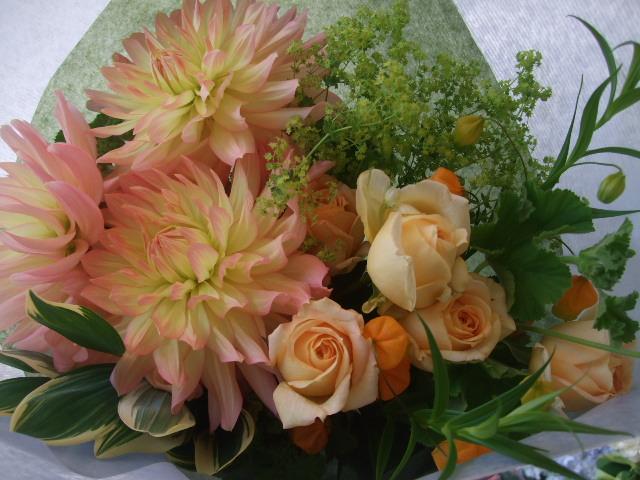 オークリーフ(母の日の花束コレクション)_f0049672_17245716.jpg
