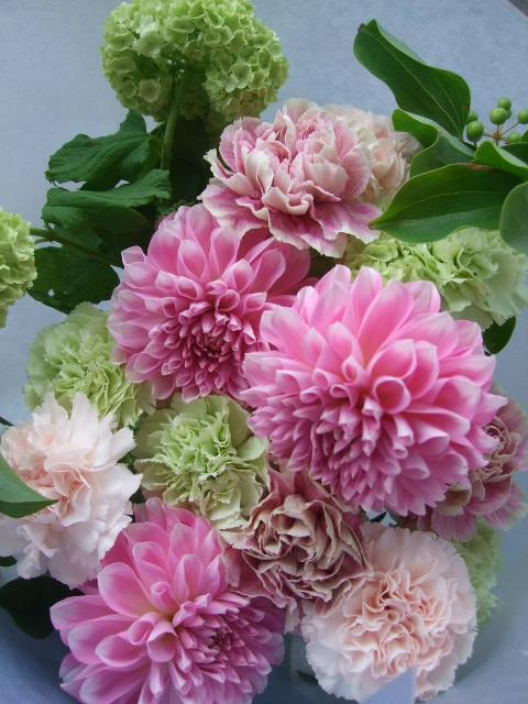 オークリーフ(母の日の花束コレクション)_f0049672_17251094.jpg