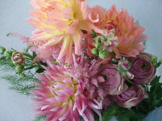 オークリーフ(母の日の花束コレクション)_f0049672_17572562.jpg