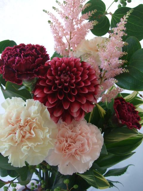 オークリーフ(母の日の花束コレクション)_f0049672_17574882.jpg