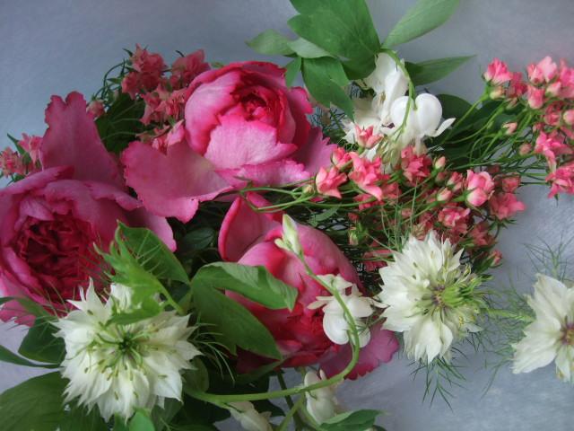 オークリーフ(母の日の花束コレクション)_f0049672_17584795.jpg