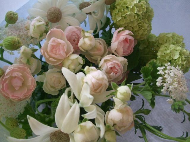 オークリーフ(母の日の花束コレクション)_f0049672_17585573.jpg