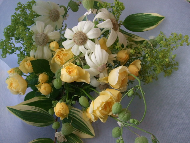 オークリーフ(母の日の花束コレクション)_f0049672_17591066.jpg