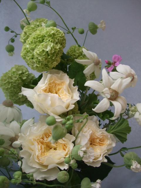 オークリーフ(母の日の花束コレクション)_f0049672_17592123.jpg