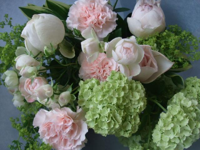 オークリーフ(母の日の花束コレクション)_f0049672_17594856.jpg