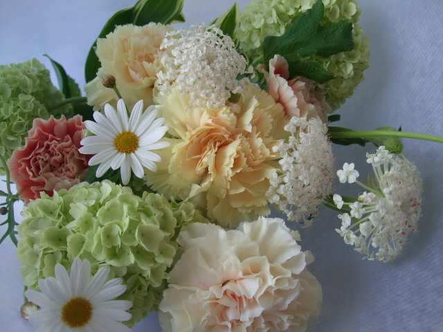 オークリーフ(母の日の花束コレクション)_f0049672_1805085.jpg
