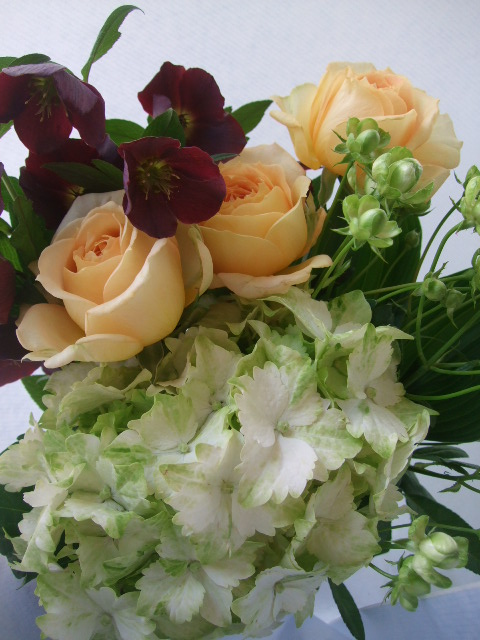 オークリーフ(母の日の花束コレクション)_f0049672_180924.jpg