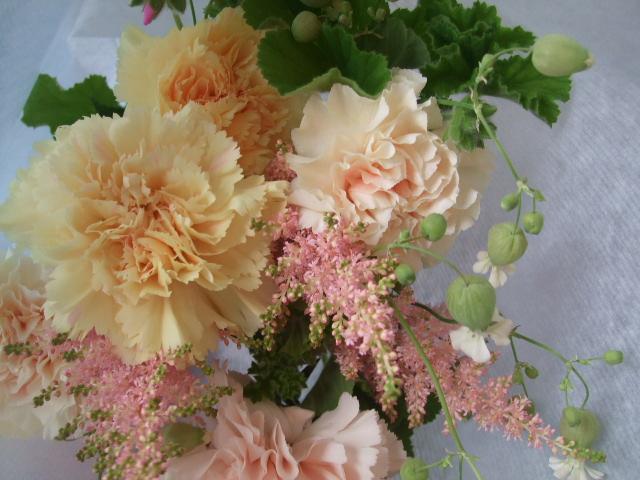 オークリーフ(母の日の花束コレクション)_f0049672_1811046.jpg