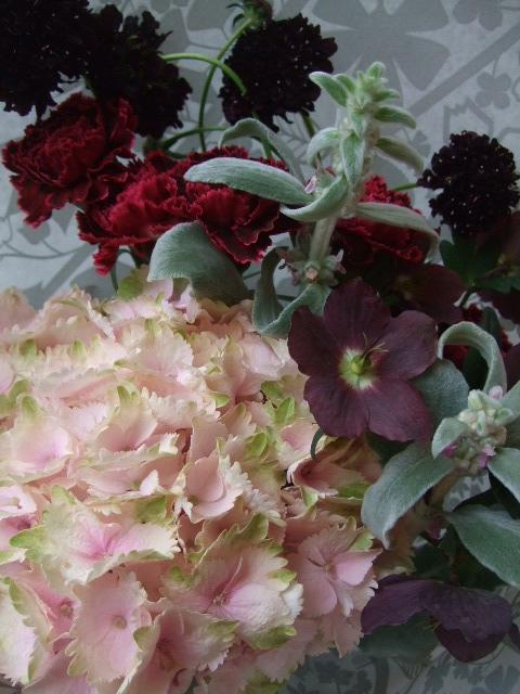 オークリーフ(母の日の花束コレクション)_f0049672_1814783.jpg
