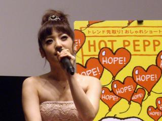 『薔薇とサムライ』神田沙也加さんトークショーレポート_f0162980_1342922.jpg