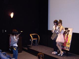 『薔薇とサムライ』神田沙也加さんトークショーレポート_f0162980_14721100.jpg