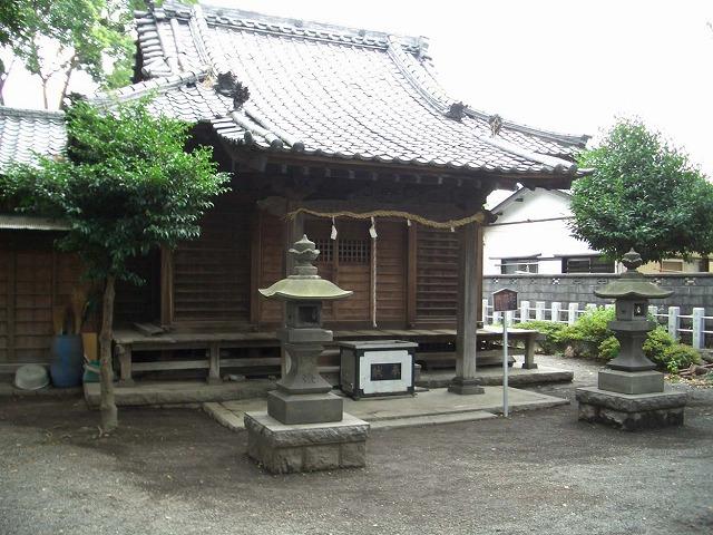 荒田島(吉原)山神社が全焼_f0141310_7293543.jpg