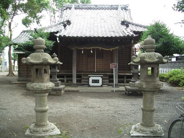 荒田島(吉原)山神社が全焼_f0141310_7294158.jpg