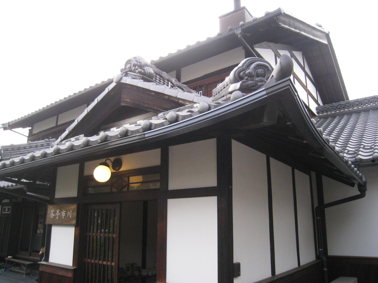 中津川で実習_b0220318_6102536.jpg