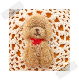 《予告》 第二弾!気まぐれ 羊毛フェルトdog教室のご案内!_e0191026_8302077.jpg