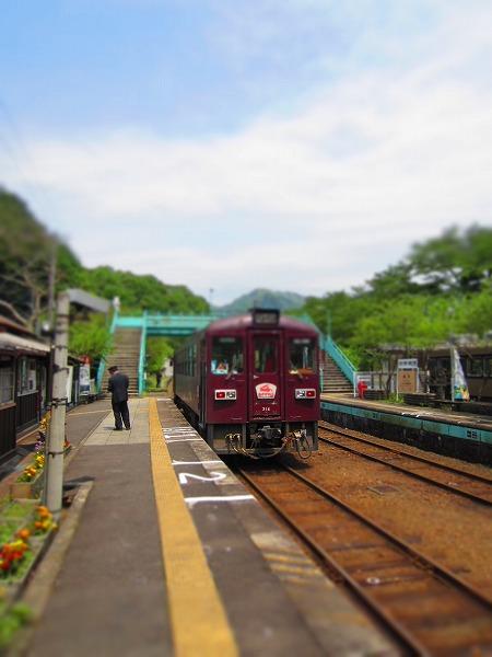 【 かわいい電車旅 】_c0199166_1646797.jpg