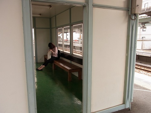 【 かわいい電車旅 】_c0199166_1701587.jpg