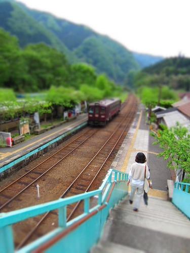 【 かわいい電車旅 】_c0199166_17341259.jpg