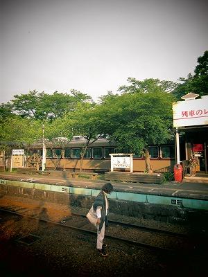 【 かわいい電車旅 】_c0199166_1736010.jpg