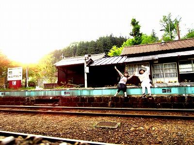 【 かわいい電車旅 】_c0199166_17384967.jpg
