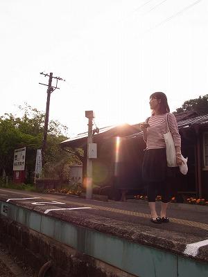 【 かわいい電車旅 】_c0199166_1741373.jpg