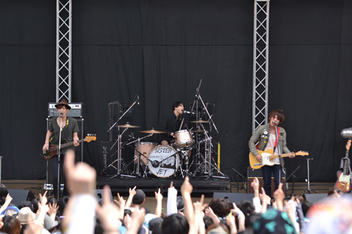 【ライヴレポート】FM802 & SPACE SHOWER TV present SWEET LOVE SHOWER 2011 SPRING_e0197970_1144437.jpg
