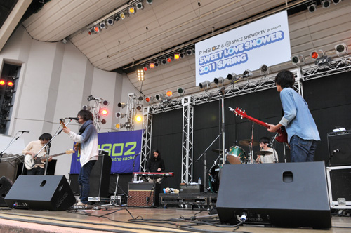 【ライヴレポート】FM802 & SPACE SHOWER TV present SWEET LOVE SHOWER 2011 SPRING_e0197970_11453310.jpg