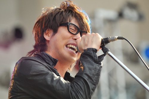 【ライヴレポート】FM802 & SPACE SHOWER TV present SWEET LOVE SHOWER 2011 SPRING_e0197970_11455643.jpg