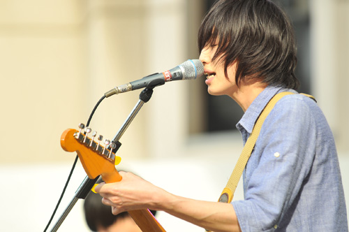 【ライヴレポート】FM802 & SPACE SHOWER TV present SWEET LOVE SHOWER 2011 SPRING_e0197970_11462261.jpg
