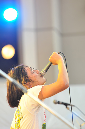 【ライヴレポート】FM802 & SPACE SHOWER TV present SWEET LOVE SHOWER 2011 SPRING_e0197970_11465512.jpg