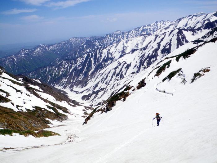飯豊連峰 門内沢 ~ 2011年5月15日_f0170180_23244324.jpg