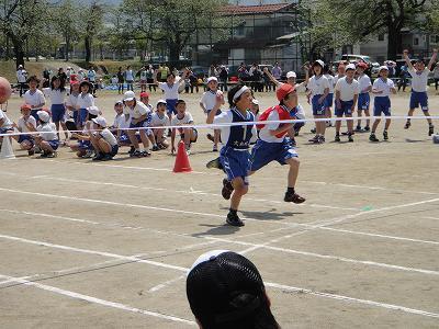 浦佐小運動会   西山協議会総会_b0092684_16501520.jpg