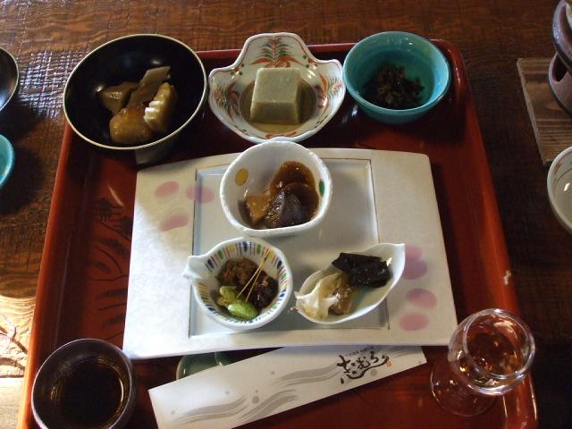 岐阜の旅 その5 下呂温泉「志むら」のお料理_f0019498_20291435.jpg