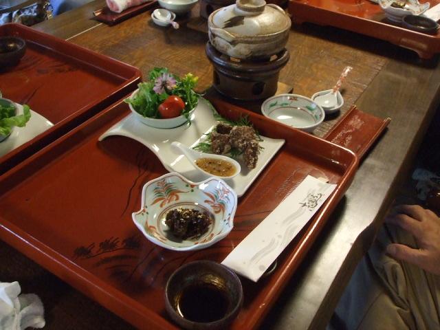 岐阜の旅 その5 下呂温泉「志むら」のお料理_f0019498_20294264.jpg